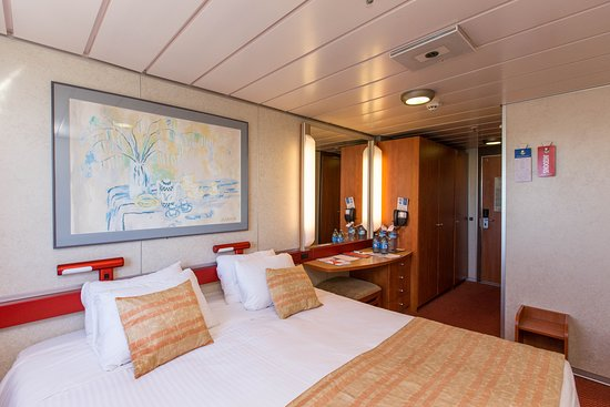 The Oceanview Cabin on Carnival Inspiration