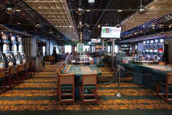 Carnival Inspiration: Monte Carlo Casino on Carnival Inspiration