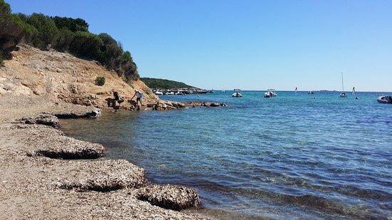Piantarella Beach