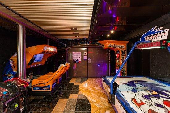 Video Arcade on Carnival Inspiration