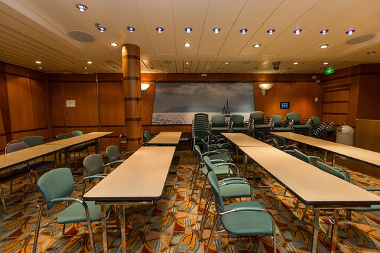 Conference Center on Liberty of the Seas