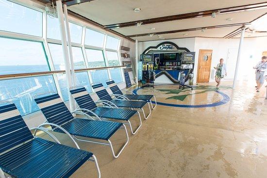 The Main Pool on Liberty of the Seas