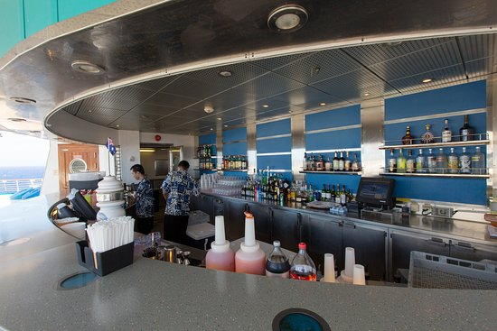 Sky Bar on Voyager of the Seas