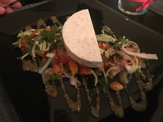 The Ugly Duckling : Goats Cheese Starter