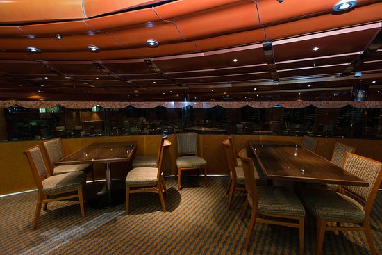 Northern Lights Dining Room on Carnival Magic