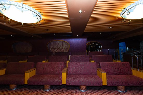 Showtime Theater on Carnival Magic
