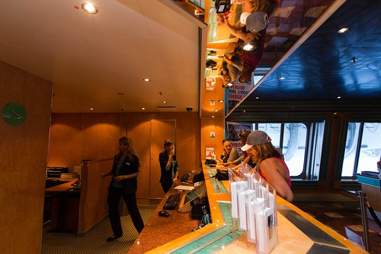 Guest Services on Carnival Magic