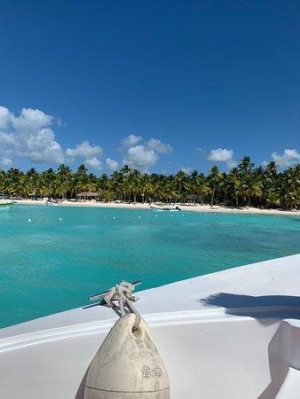 Excursión Isla Saona agencia (holidey) Bernardo