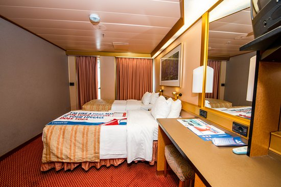 The Premium Large Balcony Cabin on Carnival Victory