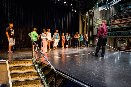 Salsa Dancing Lessons on Carnival Victory