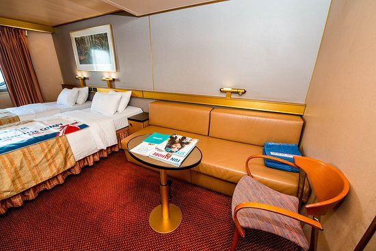 The Oceanview Cabin on Carnival Victory