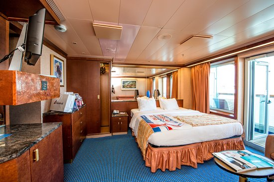 The Ocean Suite on Carnival Victory