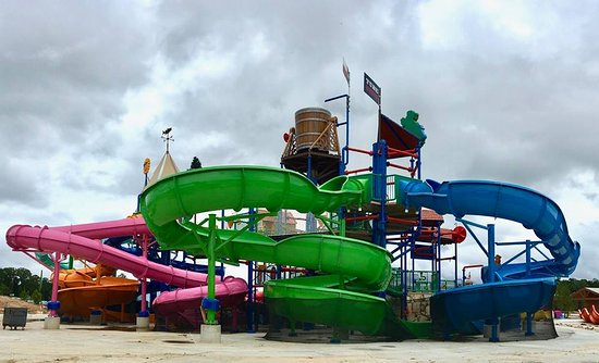 Big Rivers Waterpark New Caney Tx Address Phone
