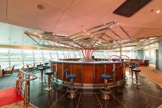 Viking Crown Lounge on Radiance of the Seas