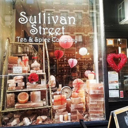 Sullivan Street Tea and Spice Company: Salt is for lovers :)