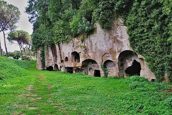 Parco naturale regionale dell'antichissima citta di Sutri