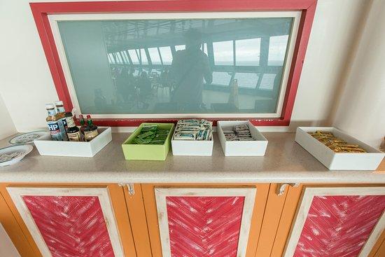 Boardwalk Dog House on Radiance of the Seas