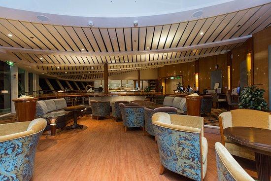 Concierge Club on Radiance of the Seas