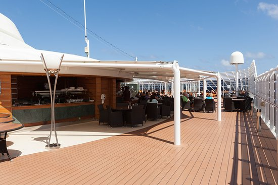 The One Bar on MSC Divina