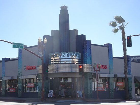 PCH & Mission historical theater (a beauty, in our opinion