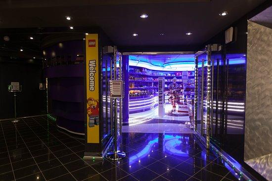 MSC Divina: Candy Store on MSC Divina
