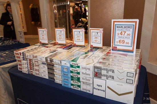 MSC Divina: Sales on MSC Divina