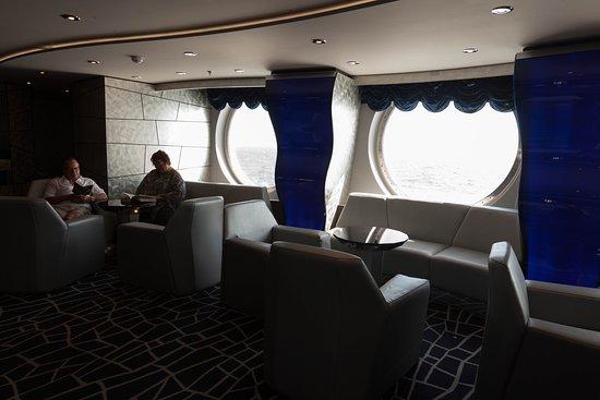 Silver Lounge on MSC Divina