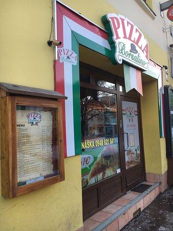 Pizza Borsalino: The best pizza in Poprad