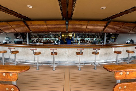 Main Pool Bar on Rhapsody of the Seas