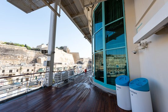 Exterior Decks on Rhapsody of the Seas