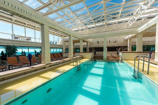 The Solarium Pool on Rhapsody of the Seas