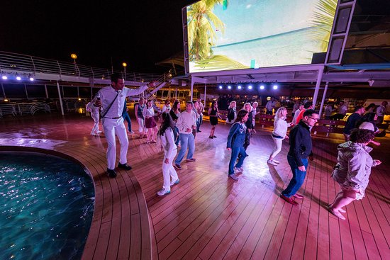 White Party on Rhapsody of the Seas