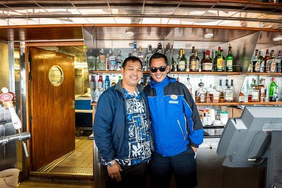 Rhapsody of the Seas: Main Pool Bar on Rhapsody of the Seas