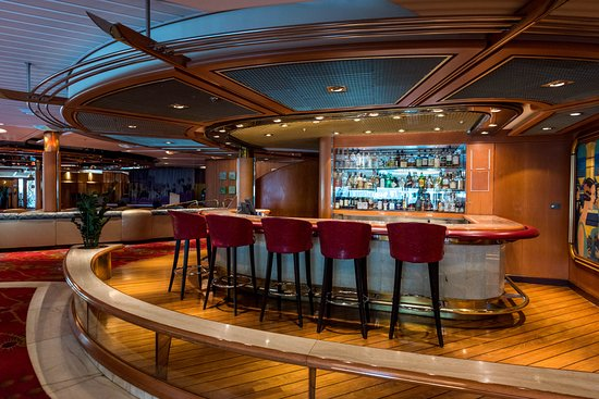 Shall We Dance Lounge on Rhapsody of the Seas