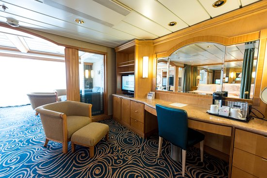 The Owner's Suite on Rhapsody of the Seas