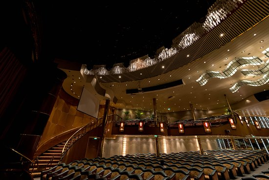 Broadway Melodies Theater on Rhapsody of the Seas