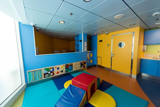 Royal Babies and Tots Nursery on Rhapsody of the Seas