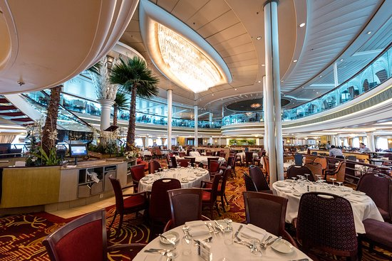 Edelweiss Dining Room on Rhapsody of the Seas