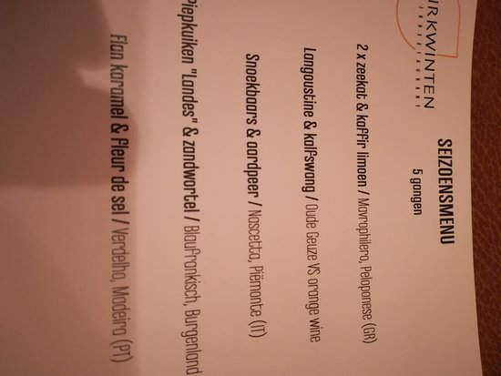 Sir Kwinten Lennik Restaurantbeoordelingen Tripadvisor