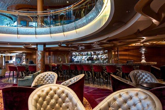 R Bar on Rhapsody of the Seas