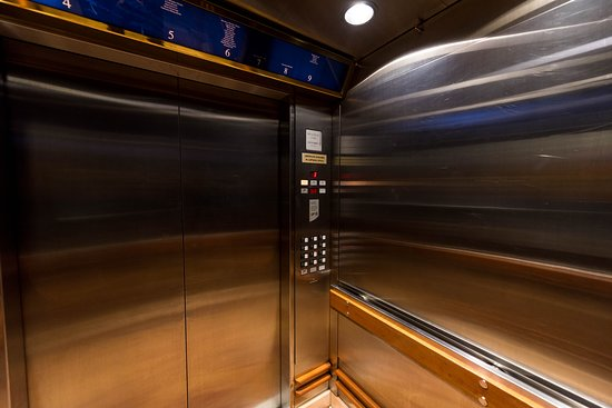 Elevators on Rhapsody of the Seas