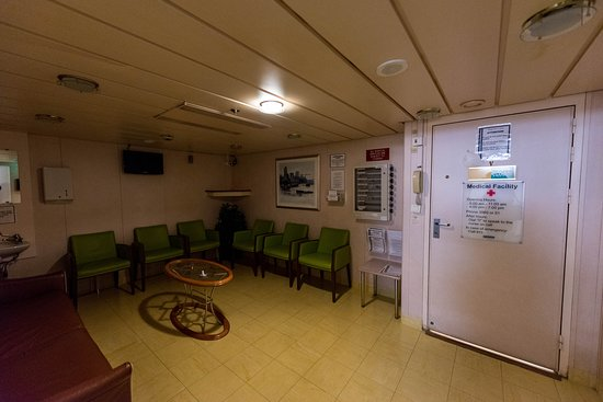 Medical Center on Rhapsody of the Seas