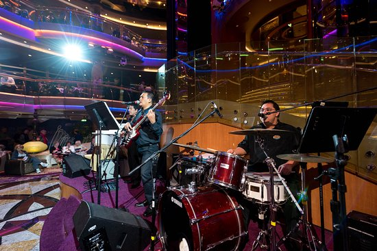 Live Music on Rhapsody of the Seas