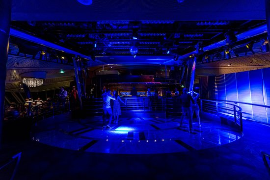 Viking Crown Lounge on Rhapsody of the Seas