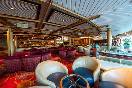 Shall We Dance Lounge on Rhapsody of the Seas
