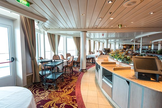 Edelweiss Dining Room on Rhapsody of the Seas
