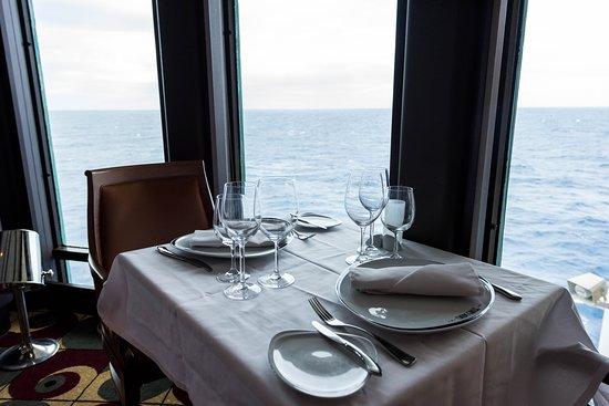 Rhapsody of the Seas: Chops Grille on Rhapsody of the Seas