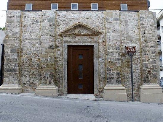 Campli, อิตาลี: La facciata