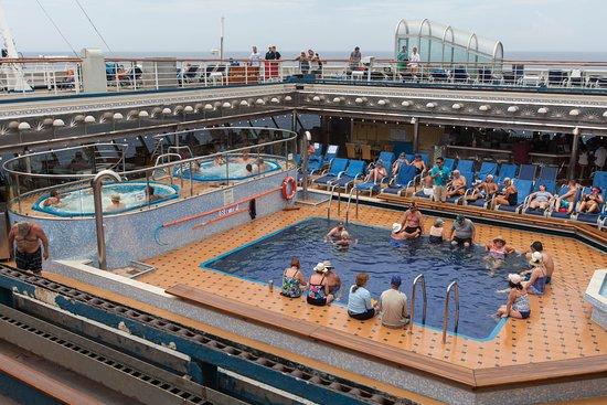 The Prometheus Pool on Carnival Valor