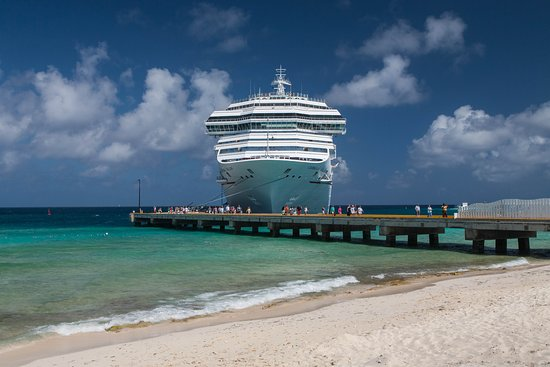 Ship Exterior on Carnival Valor